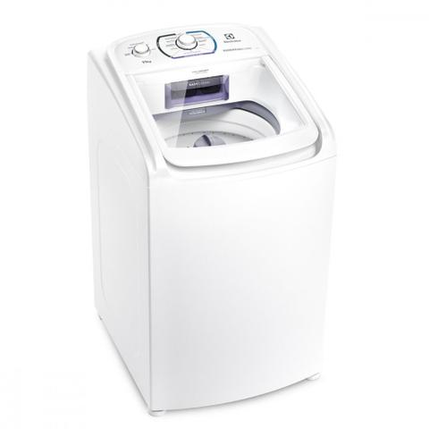 Imagem de Lavadora de Roupas Electrolux Essencial Care 11kg Branca LES11  110V