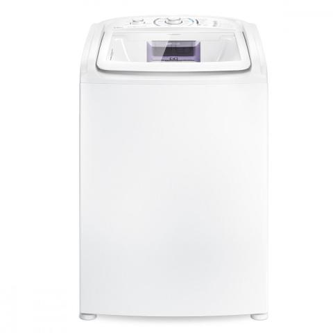 Imagem de Lavadora de Roupas Electrolux Essencial Care 15kg Branca LES15  110V