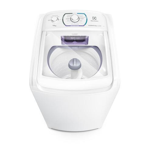 Imagem de Lavadora de Roupas Electrolux LES11 11Kg com Essencial Care e Sistema Easy Clean Branco - 220V
