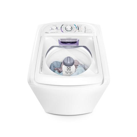 Imagem de Lavadora de Roupas Electrolux LES15 Essencial Care 15Kg com Sistema Easy Clean Branco