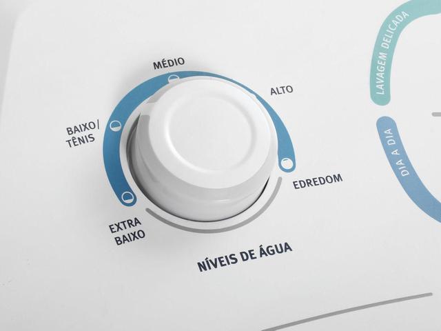 Imagem de Lavadora de Roupas Electrolux Turbo Capacidade