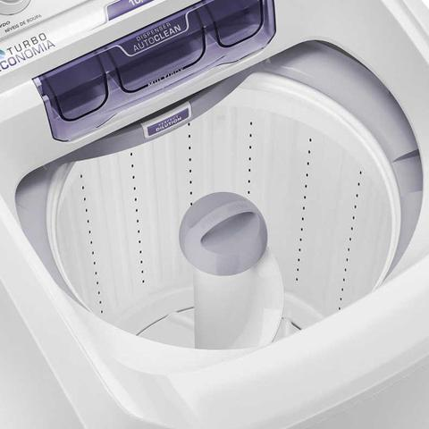 Imagem de Lavadora de Roupas Electrolux Turbo Economia 10,5kg Branca 220v LAC11