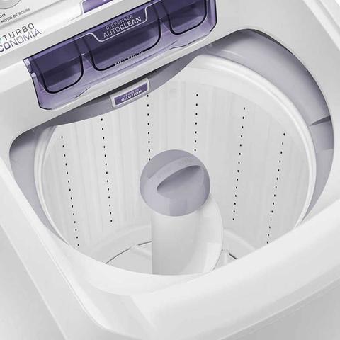 Imagem de Lavadora de Roupas Electrolux Turbo Economia 8,5kg Branca 220v LAC09