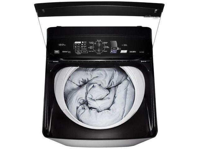 Imagem de Lavadora de Roupas Panasonic NA-F120B5GA  - 12kg Cesto Inox 16 Programas de Lavagem