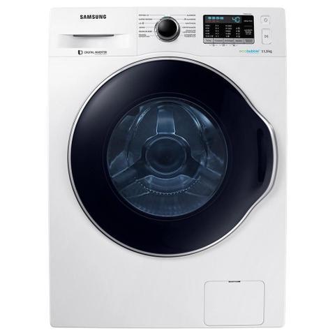 Imagem de Lavadora de Roupas Samsung WW11K, Automática, Abertura Frontal, 11KG, Branca - 110V