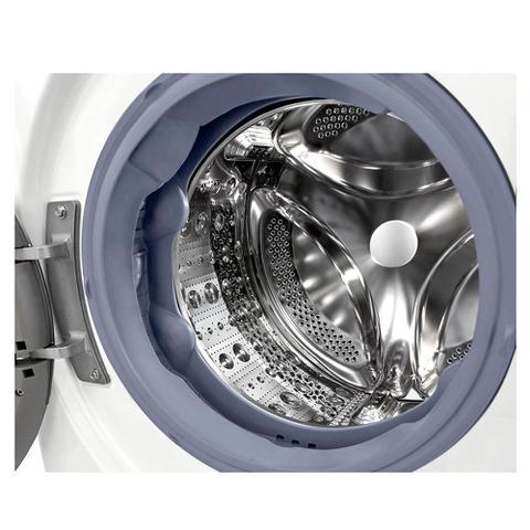 Imagem de Lavadora e Secadora LG Smart Motor Inverter VC2 11Kg Branca 110V CV9011WC4