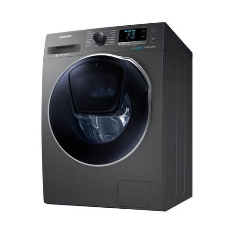 Imagem de Lavadora e Secadora Samsung 11kg Inox 110v Wd11k6410ox/az