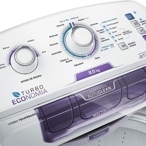 Imagem de Lavadora Electrolux 8,5 Kg Turbo Economia (LAC09)