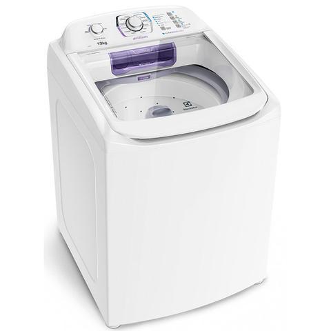 Imagem de Lavadora Electrolux com 13kg Dispenser Autolimpante LLAC13