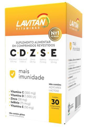 Imagem de Lavitan CDZSE Mais Imunidade 30 Comprimidos