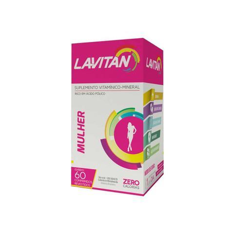 Imagem de Lavitan mulher 60 comprimidos