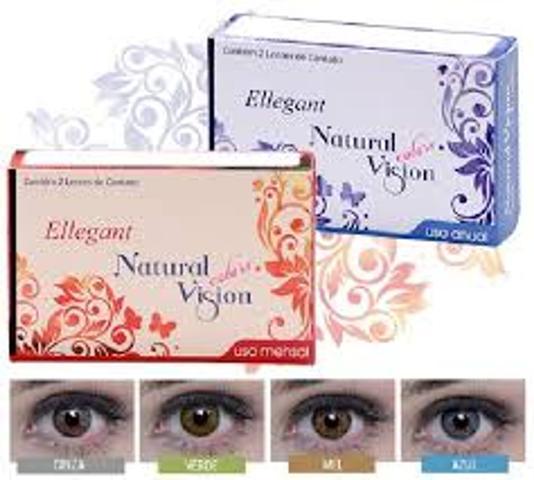 Imagem de LC Natural Vision Colors Troca Mensal