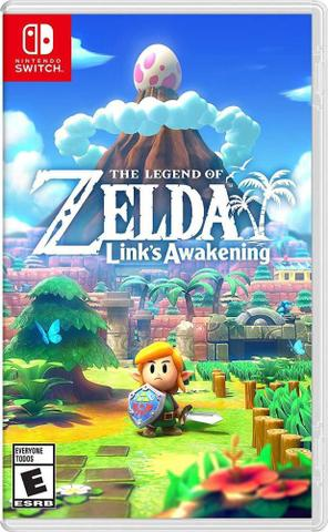 Imagem de Legend Of Zelda LinkS Awakening - Switch