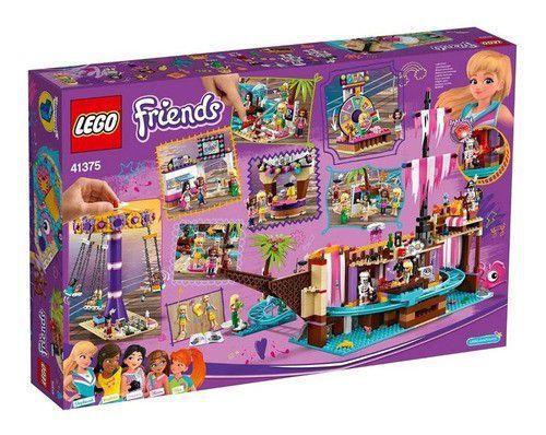 Imagem de LEGO 41375 Friends - Cais Divertido da Cidade de Heartlake