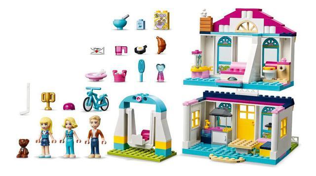 Imagem de Lego 41398 Friends A Casa De Stephanie  170 peças