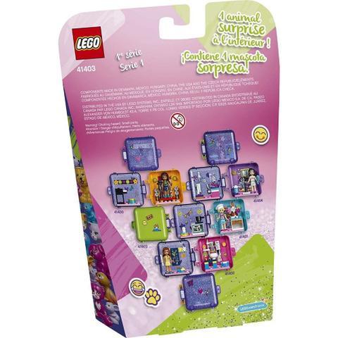 Imagem de Lego 41403 Friends - Cubo de Brincar da Mia