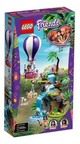 Imagem de LEGO 41423 Friends - Resgate do Tigre na Selva com Balão