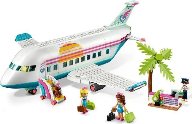 Imagem de Lego 41429 Friends - Avião De Heartlake City - 574 Peças