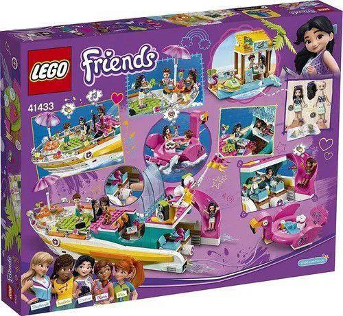 Imagem de Lego 41433 Friends Barco De Festa  640 peças