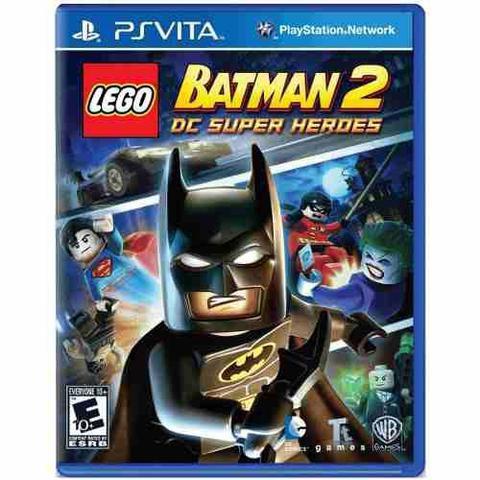 Jogo Lego Batman 2: Dc Super Heroes - Ps Vita - Warner Bros Interactive Entertainment