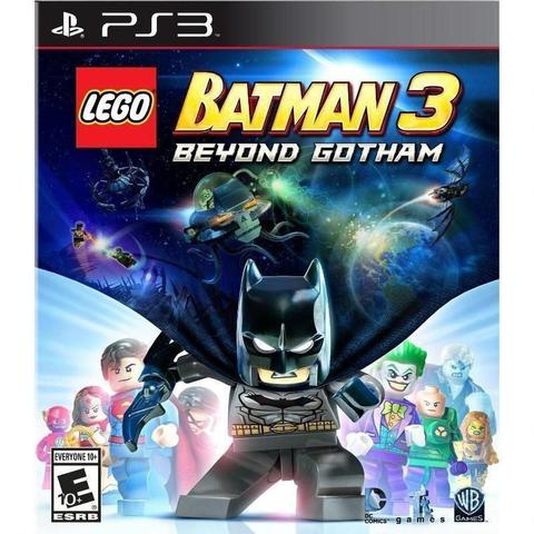 Jogo Lego Batman 3: Beyond Gotham - Playstation 3 - Warner Bros Interactive Entertainment
