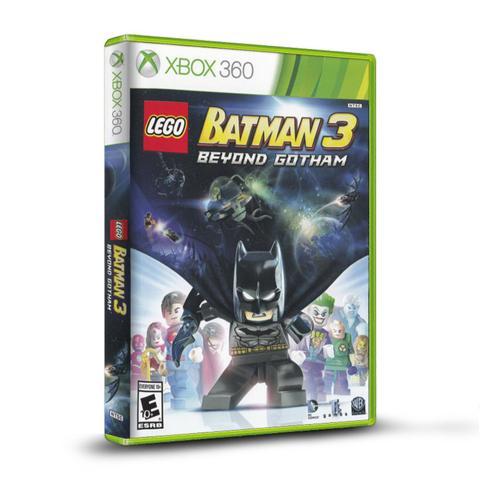 Imagem de Lego Batman 3 Beyond Gotham - Xbox 360