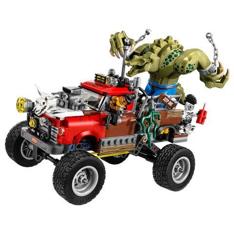Imagem de Lego Batman Movie - O Carro de Reboque do Crocodilo - 70907