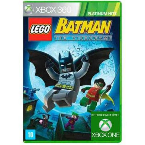 Imagem de Lego Batman the Videogame - Xbox 360