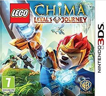 Imagem de LEGO Chima: Laval's Journey