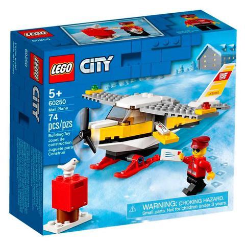 Imagem de LEGO City - Avião Correio - 60250