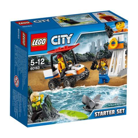 Imagem de Lego City - Starter Set - Guarda Costeira - 60163