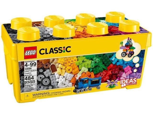 Imagem de LEGO Classic Caixa Média de Peças Criativas