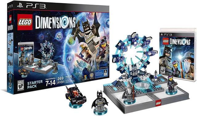 Imagem de Lego Dimensions Starter Pack PS3