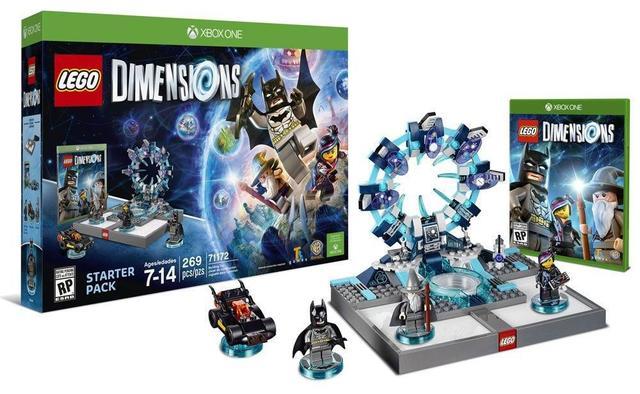 Imagem de Lego Dimensions Starter Pack Xbox One
