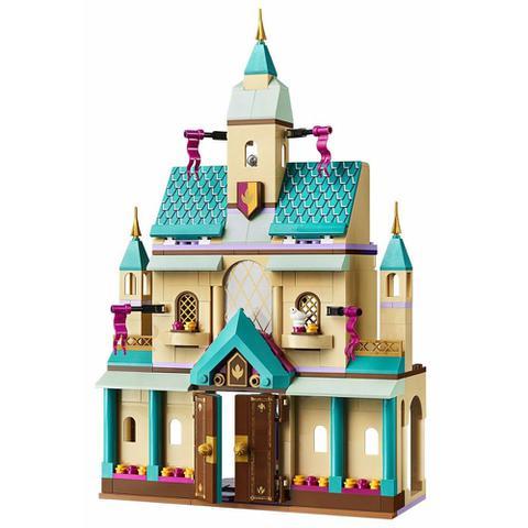Imagem de LEGO Disney Princesas - Frozen 2 - Vila do Castelo da Arendelle - 41167