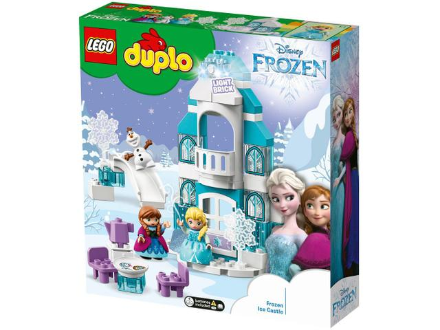 Imagem de LEGO Duplo Castelo de Gelo da Frozen
