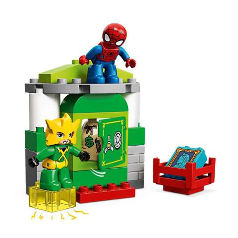Imagem de LEGO DUPLO - Disney - Marvel - Spider-Man vs Electro - 10893