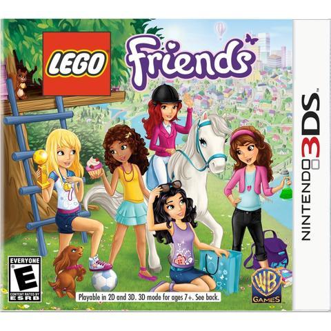 Imagem de Lego Friends - 3Ds
