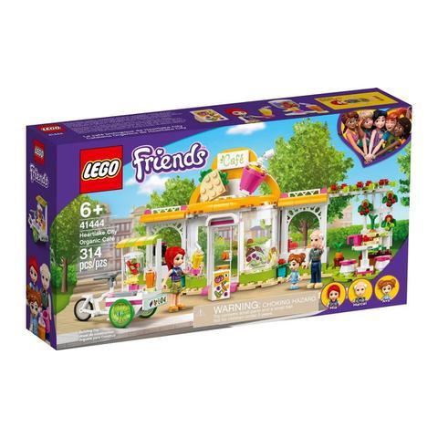 Imagem de LEGO Friends - 41444 - Café Orgânico de Heartlake City