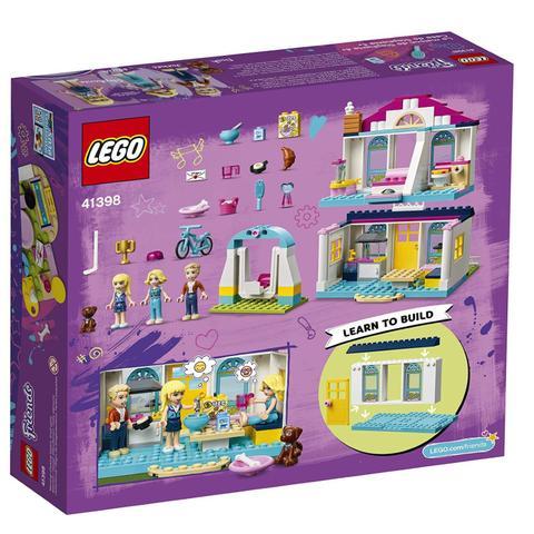 Imagem de Lego Friends A Casa De Stephanie 170 Peças 41398