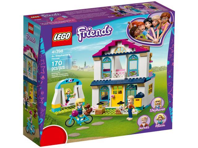 Imagem de LEGO Friends A Casa de Stephanie 170 Peças
