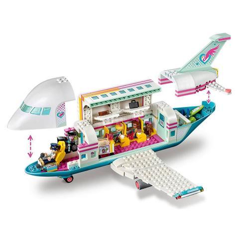 Imagem de LEGO Friends - Avião de Heartlake City - 41429