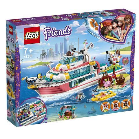 Imagem de LEGO Friends - Barco de Resgate - 41381