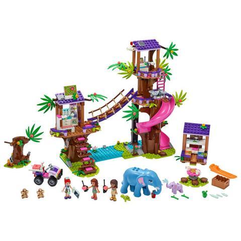 Imagem de LEGO Friends - Base de Resgate da Selva - 41424