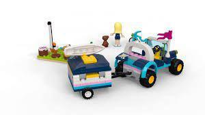 Imagem de LEGO Friends Buggy e Trailer da Stephanie