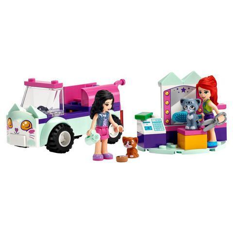 Imagem de LEGO Friends - Cabeleireiro Móvel para Gatos 41439