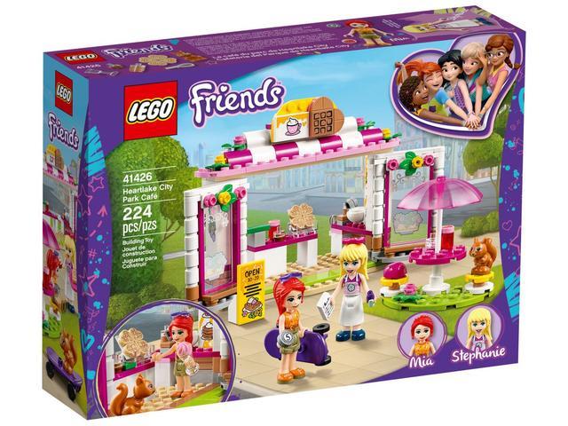 Imagem de LEGO Friends Café do Parque Heartlake City
