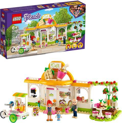 Imagem de LEGO Friends - Café Orgânico de Heartlake City - 41444