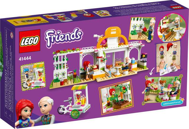 Imagem de Lego Friends - Cafe Organico de Heartlake City LEGO DO BRASIL