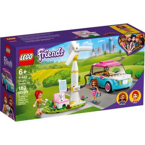 Imagem de LEGO Friends - Carro Elétrico da Olivia - 41443